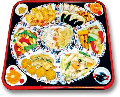 中華オードブル(4~6人用)